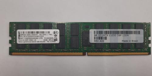 Memória Servidor 16 Gb Ddr4, Pc4-2133p, 1.2v, Smart