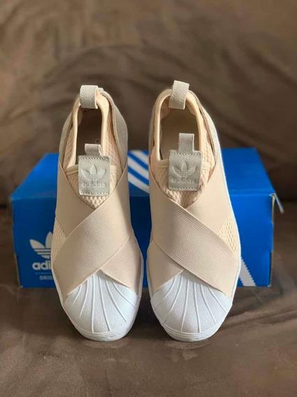 Tênis adidas Original | Superstar Slip-on | Tamanho 35