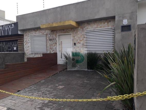 Vendo Casa Comercial No Centro De Mogi Das Cruzes - Ca0127