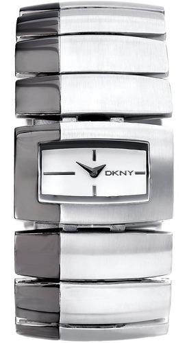 Relógio Feminino Dkny Gny4383n Aço