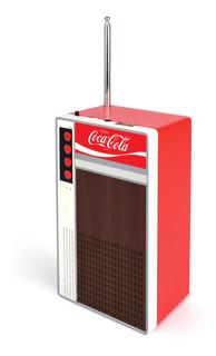 Altavoz Inalámbrico Con Estilo Retro Coca Cola Con