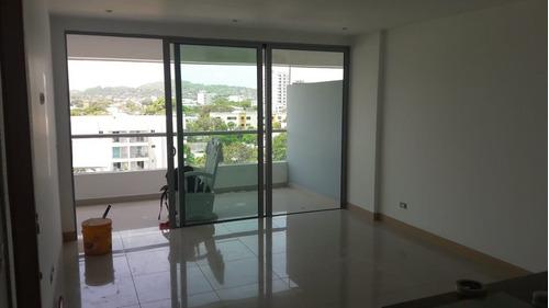 Imagen 1 de 10 de Apartamento En Venta Crespo Cartagena