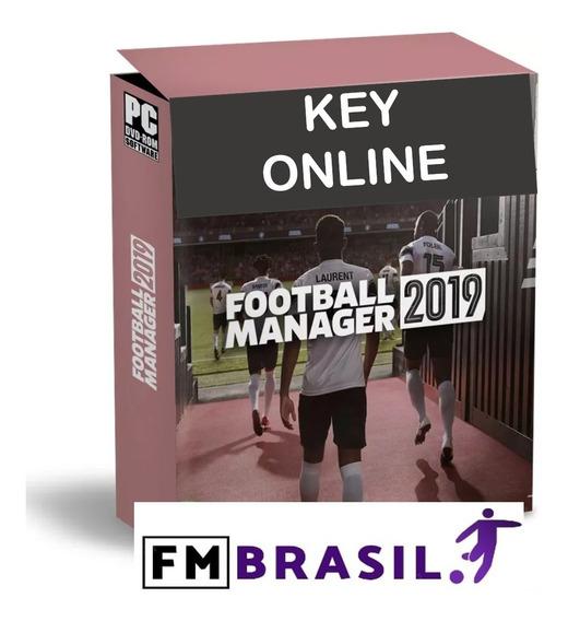 Football Manager 2019 Pc Steam Key Online Original Ativação