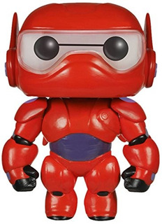 Funko Pop! Disney: Big Hero 6-baymax - 6 Pulgadas Pop!