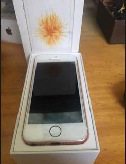 iPhone Se 32 G Rose Gold
