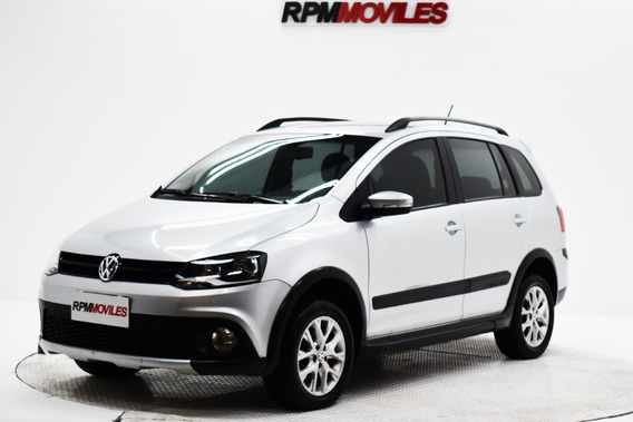 Volkswagen Suran 1.6 Cross Highline 2014 Rpm Moviles