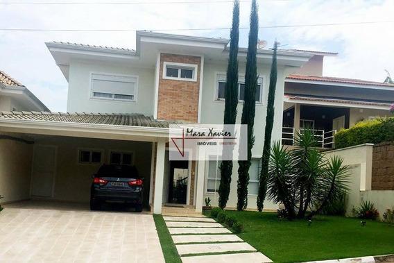 Sobrado Com 4 Dormitórios À Venda, 240 M² Por R$ 1.180.000 - Condomínio Recanto Dos Paturis - Vinhedo/sp - So0548