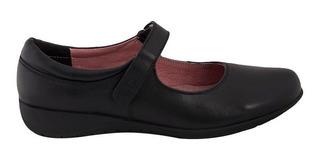 Zapato Flexi 5802 Para Dama O Niña, De Piel, Escolar, Envío