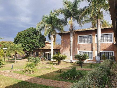 Imagem 1 de 30 de Chácara Com 3 Dormitórios À Venda, 5000 M² Por R$ 2.300.000,00 - Lagos De Shanadu - Indaiatuba/sp - Ch0727
