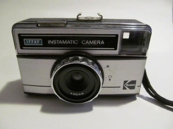 Antiga Camera Kodak 177xf Instamatic Arte Som