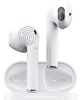 Auriculares Manos Libres W I12 Aptos iPhone Y Android