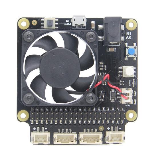 Framboesa Pi X735 Gestão De Poder E Conselho Expansão Automá