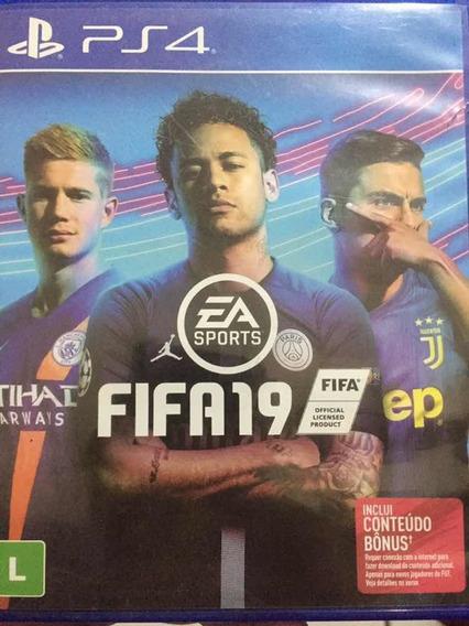 Jogo Fifa 2019 - Usado
