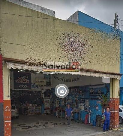 Salão Na Avenida Do Cursino - Jardim Da Saúde - São Paulo - 8859