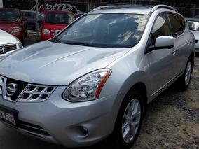 Nissan Rogue 2.5 2013, Advance Sl 2wd Piel Cvt