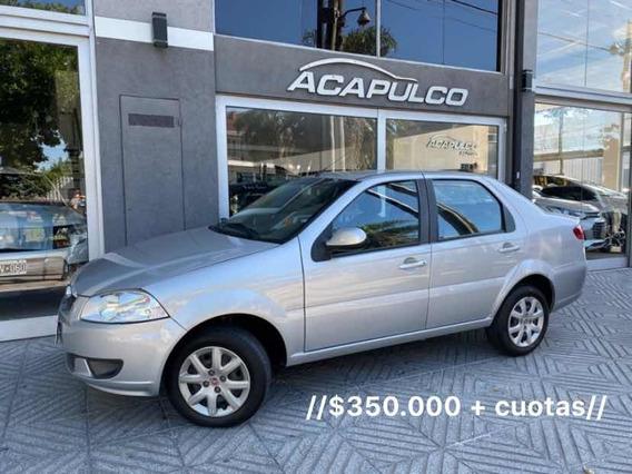 Fiat Siena 1.4 El // $350.000 + Cuotas //