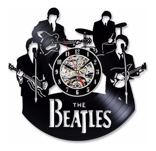 Relógio D Parede, The Beatles, Banda, Rock, Musica,decoração
