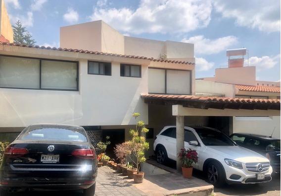 Renta Casa Lomas De Memetla, Cuajimalpa
