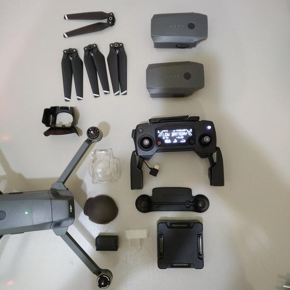 *drone Dji Mavic Pro Vários Acessorios*