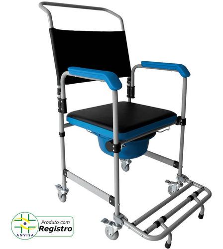 Cadeira Assento Banho Higienizacao Anti Tombo 150kg Anvisa