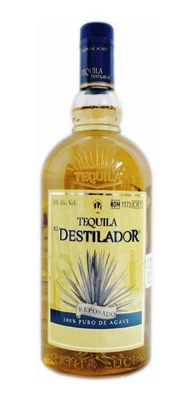 Tequila El Destilador Reposado 1500 Ml