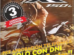 Honda Xr 150 0km Entrega En El Acto Honda Guillon
