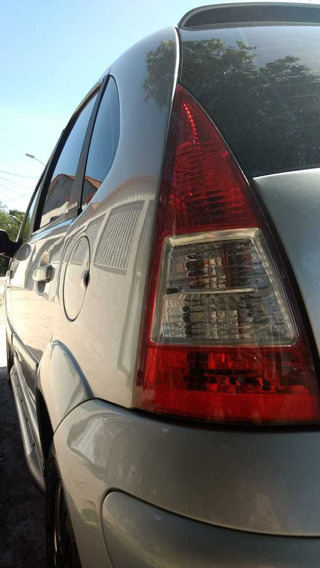 Citroën C3 1.6 16v Exclusive Flex 5p 2009