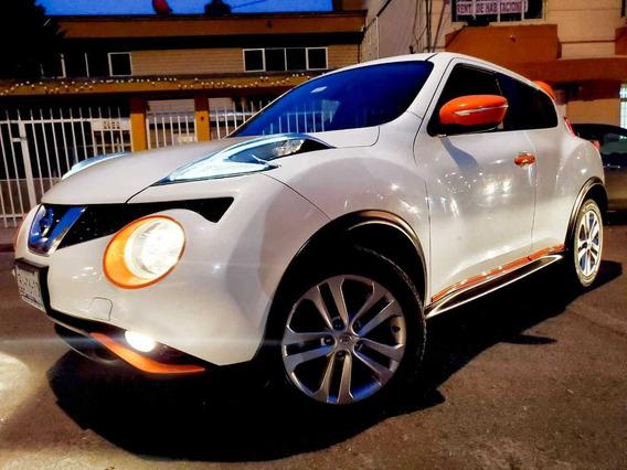 Nissan Juke 1.7 Exclusive Navi Cvt 2016 Autos Usados Puebla