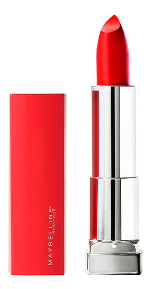 Labial Color Sen Made For All Tono Red For Me Maybelline