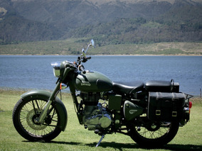 Royal Enfield Classic Green 350 Cc