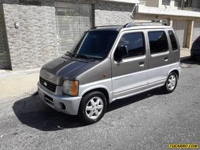 Chevrolet Wagon R