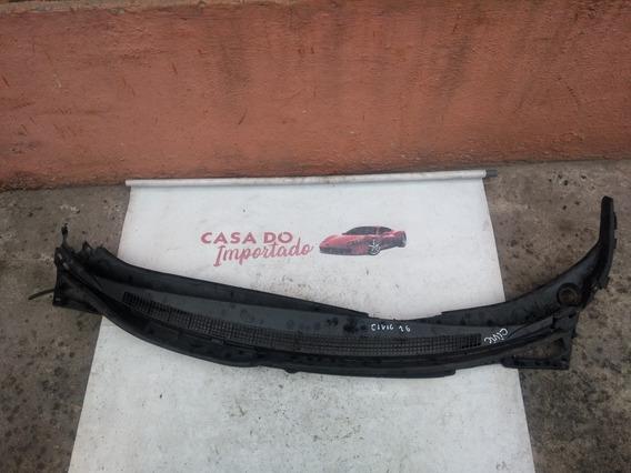 Grade Churrasqueira Honda Civic 2016