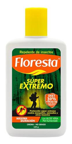 Repelente Floresta Super Extr. Cr 30%deet 120 G