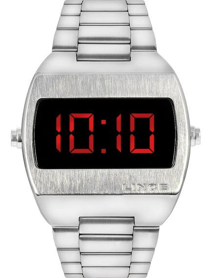 Relógio Masculino Lince Digital Mdm4620l Vxsx Barato
