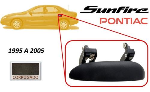 95-05 Pontiac Sunfire Manija Exterior Trasera Lado Izquierdo
