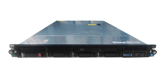 Servidor Hp Dl360 G7 2 Intel Xeon Six Core 32gb 600gb Sas