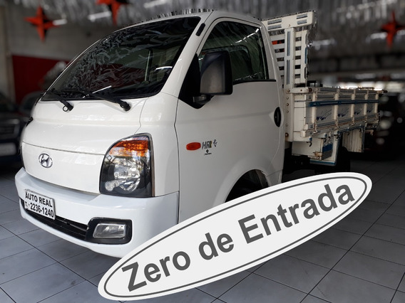 Hyundai Hr Diesel / Carroceria / Madeira / Financiamos Pj