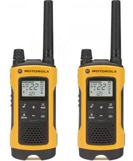 Talkabout Motorola T400 Br Rádio Comunicador 35km 26 Canais