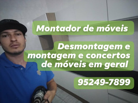 Montagem E Desmontagem De Moveis Profissional Gelserviços