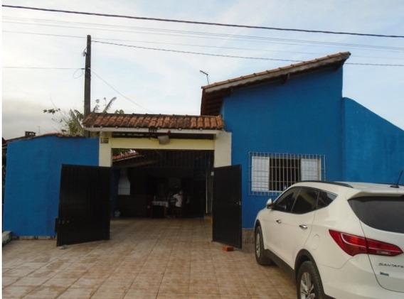 Casa Perto Do Comércio No Gaivota Em Itanhaém Litoral Sul Sp