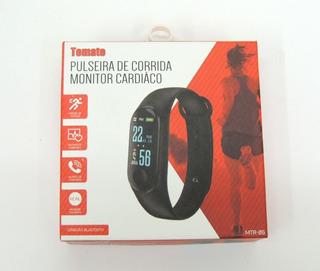 Pulseira De Corrida Com Monitor Cardíaco Tomate Mtr-06
