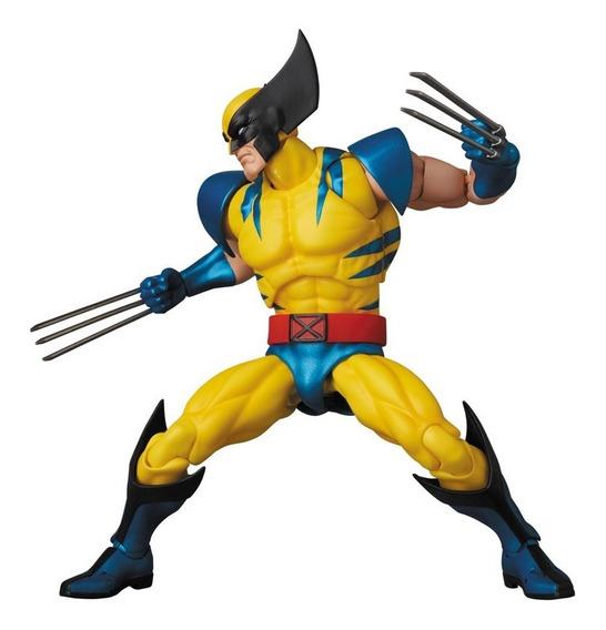Disponible Mafex Wolverine (comic Ver.) X-men Marvel