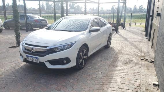 Honda Civic 2.0 Exl Aut 2020