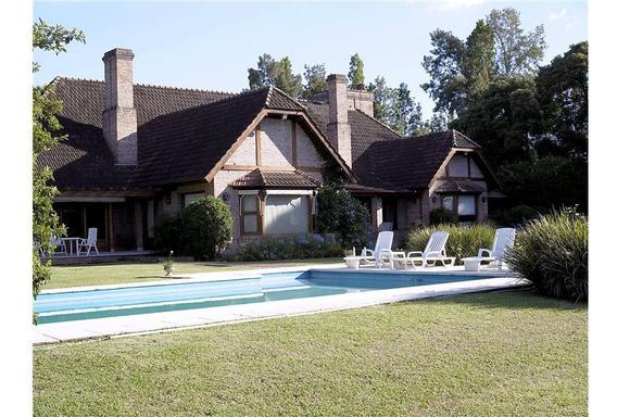 Oportunidad-venta Casa En Pilar Con Financiacion