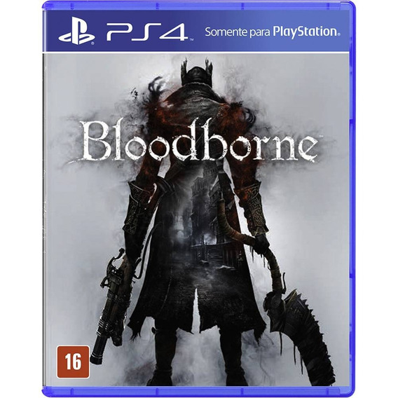 Jogo Ps4 - Bloodborne