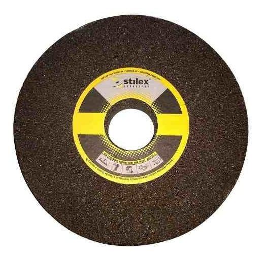 Rebolo Pedra Esmeril Stilex 6x3/4x1 1/4 A36 - (ferro) (1298)