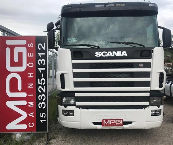 Scania R124 420 6x2 2006 ! Apenas R$125.000,00