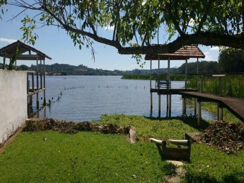 Imagem 1 de 9 de Chácara  Rural À Venda, Parque Piracema, Atibaia. - Ch0142 - 34089318