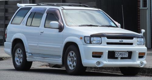 Manual Taller Nissan Terrano Regulus (1996-2003) Español