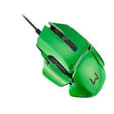 Mouse Gamer Multilaser Warrior Armor 54 Combinações 8200dpi